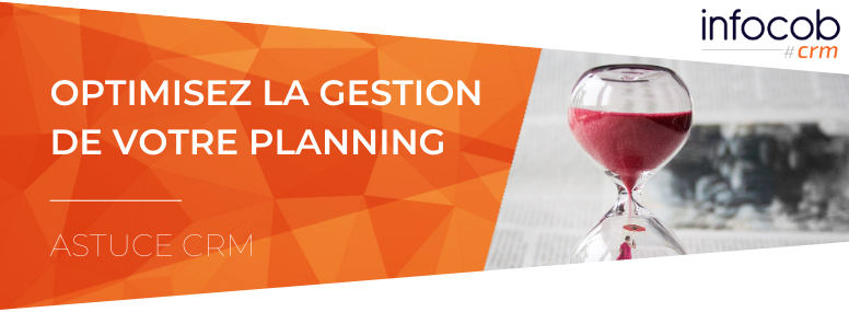 optimiser gestion planning crm